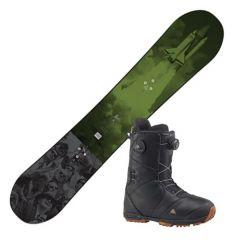 Pack Snowboard Expert