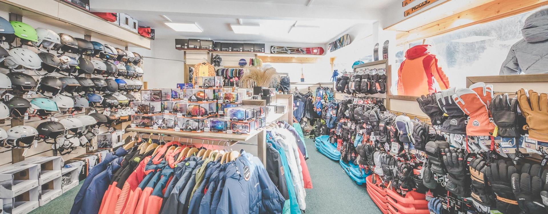 Vêtements et accessoires de ski et snowboard